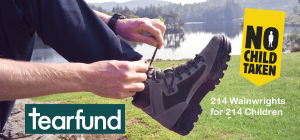 Wainwrights for Tearfund