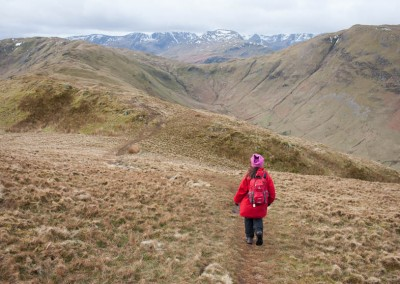 Hannah descends north from Beda Head