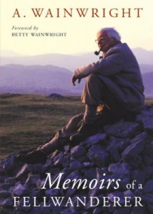 'Memoirs of a Fellwanderer' by Alfred Wainwright published by Frances Lincoln Ltd, copyright © The Wainwright Estate 2005. Reproduced by permission of Frances Lincoln Ltd. ""
