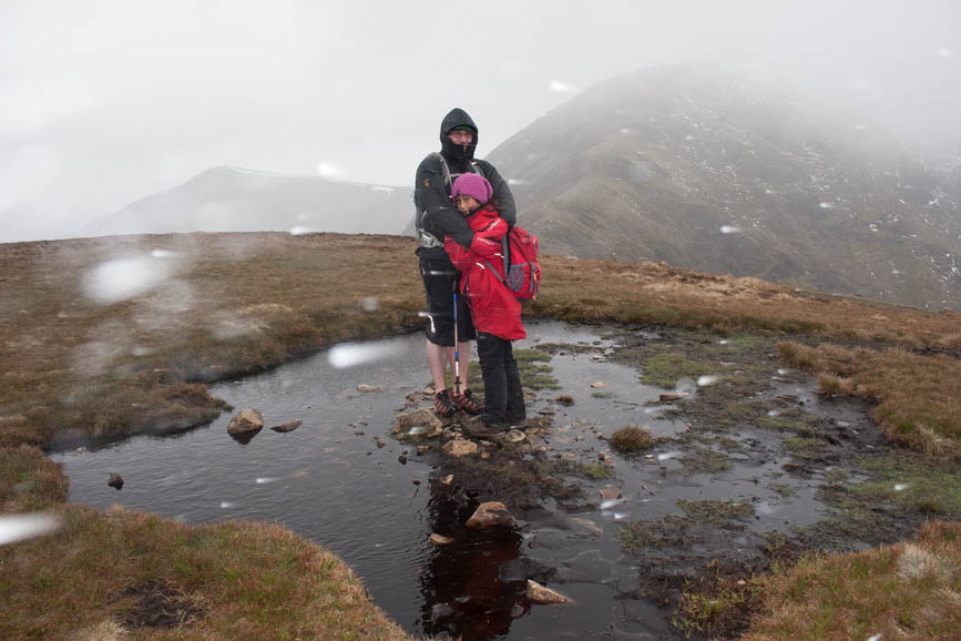 Cruel Day on Coledale