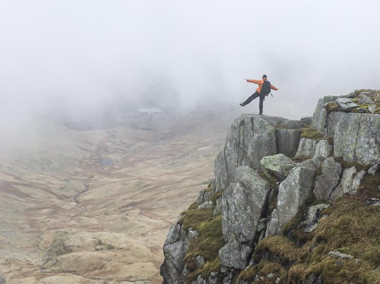 Surviving Blizzards and Hailstones on Brim Fell